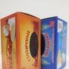 Коробка из картона СКВ с пленочным окошком
