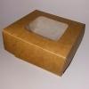 коробка с пленочным окошком